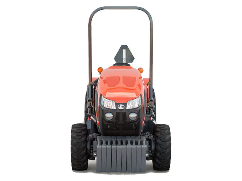 2019 Kubota Specialty Narrow ROPS Tractor M5N-111HD12 in Bolivar, Tennessee