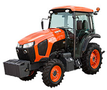 2019 Kubota Specialty Narrow CAB Tractor M5N-111HDC12 in Beaver Dam, Wisconsin