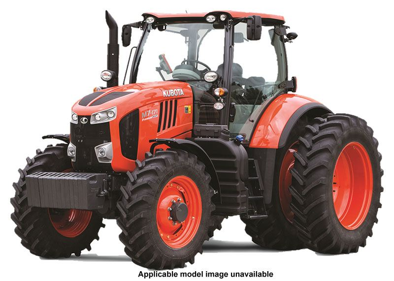 2019 Kubota M7-131P-PS Agriculture Tractor in Sparks, Nevada