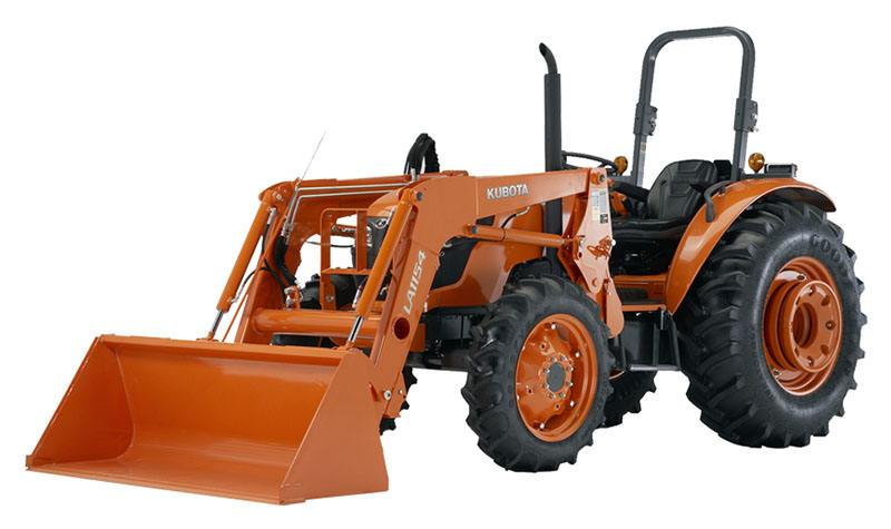 2019 Kubota M7060 HD Utility Tractor with ROPS 4WD in Bolivar, Tennessee