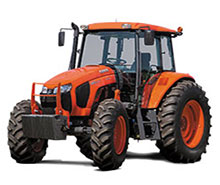 2019 Kubota Utility 4WD Tractor M6S-111SHDC in Sparks, Nevada