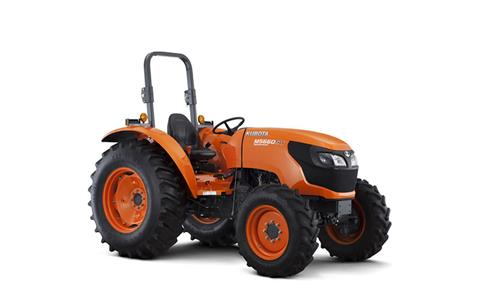 2019 Kubota Utility Tractor 2WD M5660SUH in Bolivar, Tennessee