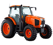 2019 Kubota Utility Tractor M6-141 in Bolivar, Tennessee