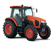 2019 Kubota Utility Tractor with CAB 4WD M5-111 HDC in Sparks, Nevada
