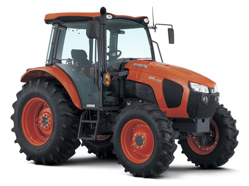2019 Kubota M5-111 HDC 4WD with CAB in Beaver Dam, Wisconsin