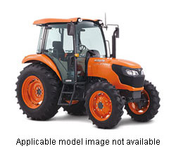 2019 Kubota Utility Tractor with Cab 4WD M6060 HDC in Beaver Dam, Wisconsin