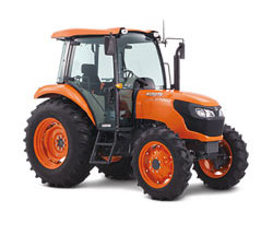 2019 Kubota M7060 HDC12 Utility Tractor with Cab 4WD in Beaver Dam, Wisconsin