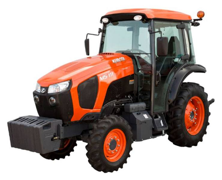 2020 Kubota M5N-111 Narrow 24-Speed Narrow CAB in Beaver Dam, Wisconsin