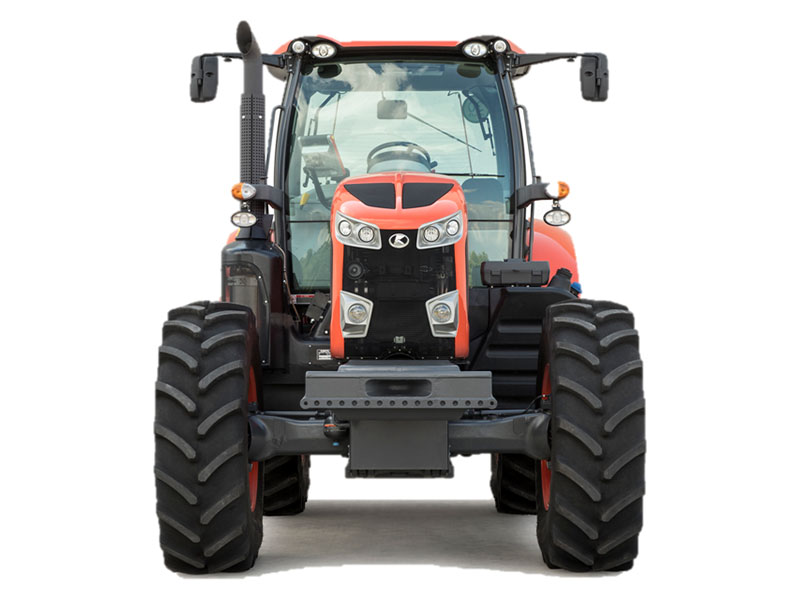 2019 Kubota M7-172 Deluxe Gen 2 Agriculture Tractor in Bolivar, Tennessee