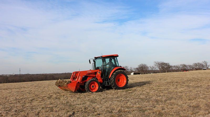 2020 Kubota M4-071 Standard in Beaver Dam, Wisconsin - Photo 9