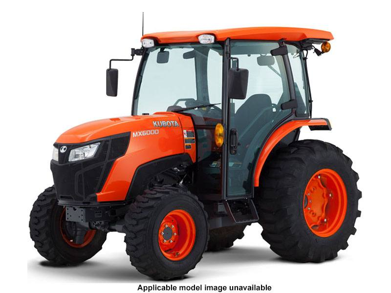2019 Kubota MX5400 GDT 4WD with CAB in Beaver Dam, Wisconsin - Photo 1