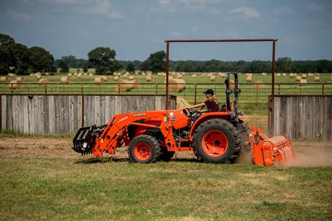 2019 Kubota MX5400 GDT 4WD with CAB in Beaver Dam, Wisconsin - Photo 12