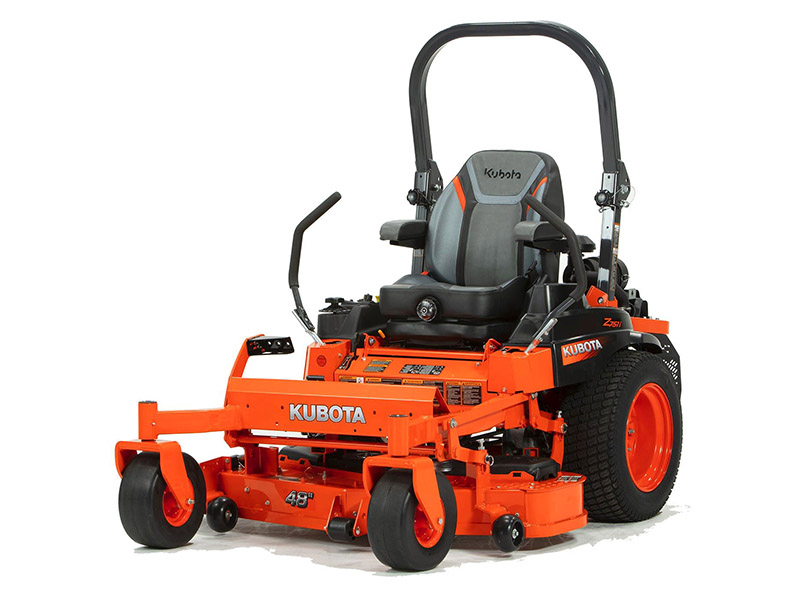 2021 Kubota Z751KWi 48 in. Kawasaki 25.5 hp in Beaver Dam, Wisconsin