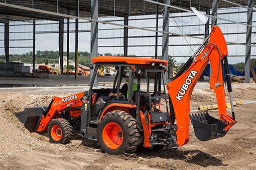 2021 Kubota TL1800 in Beaver Dam, Wisconsin - Photo 4