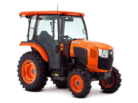 2021 Kubota L3560HST Limited Edition in Beaver Dam, Wisconsin
