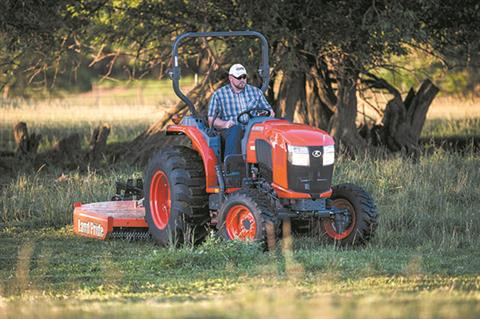 2021 Kubota L3560 GST 4WD in Beaver Dam, Wisconsin - Photo 7
