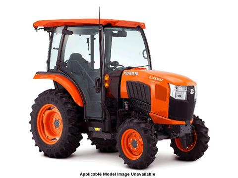 2021 Kubota L4060HST Limited Edition in Beaver Dam, Wisconsin