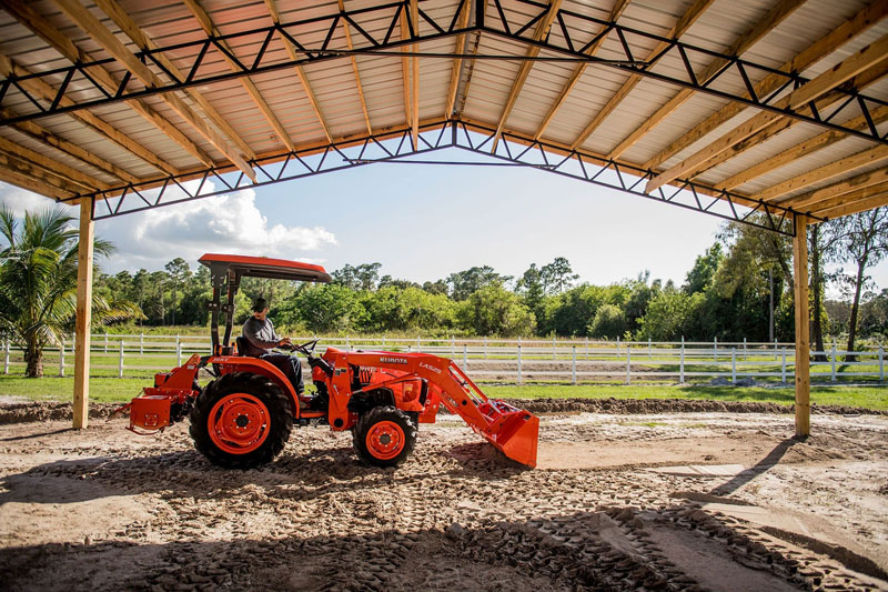 2021 Kubota L4701 HST 4WD in Beaver Dam, Wisconsin - Photo 8