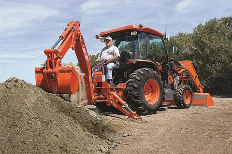 2021 Kubota L5460 HST 4WD with CAB in Beaver Dam, Wisconsin - Photo 8