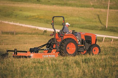 2021 Kubota L6060 HST 4WD with CAB in Beaver Dam, Wisconsin - Photo 6