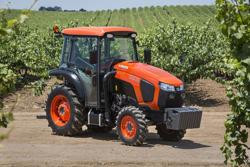 2021 Kubota M5N-111 Narrow 12-Speed Narrow ROPS in Beaver Dam, Wisconsin - Photo 2