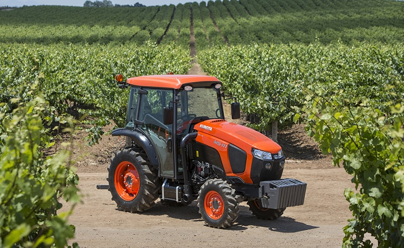 2021 Kubota M5N-111 Narrow 12-Speed Narrow ROPS in Beaver Dam, Wisconsin - Photo 3