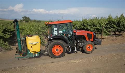 2021 Kubota M5N-111 Narrow 12-Speed Narrow ROPS in Beaver Dam, Wisconsin - Photo 9