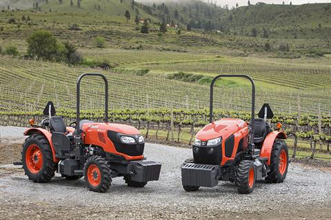 2021 Kubota M5N-111 Narrow 12-Speed Narrow ROPS in Beaver Dam, Wisconsin - Photo 10