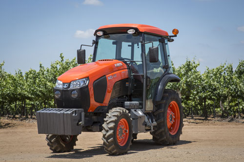 2021 Kubota M5N-111 Narrow 12-Speed Narrow ROPS in Beaver Dam, Wisconsin - Photo 11