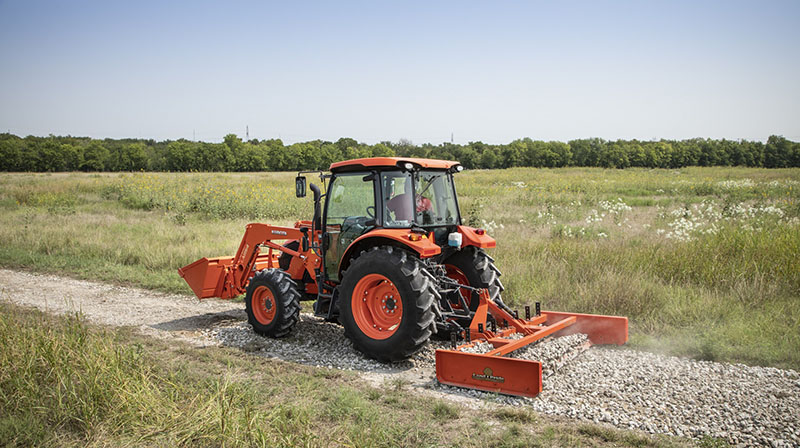 2021 Kubota M4-071 Standard in Beaver Dam, Wisconsin - Photo 4