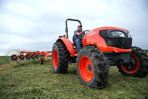 2021 Kubota M5660SUHD 4WD in Beaver Dam, Wisconsin - Photo 5