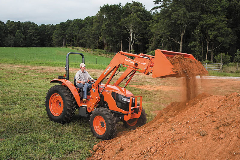 2021 Kubota M5660SUHD 4WD in Beaver Dam, Wisconsin - Photo 6