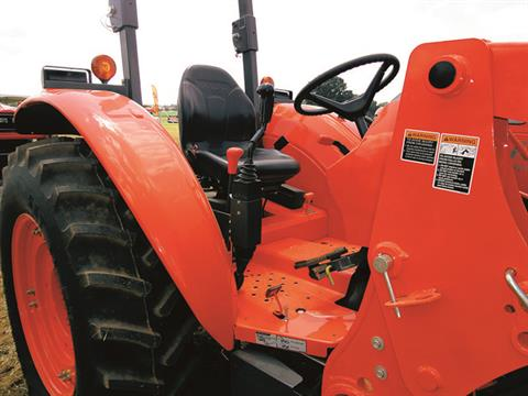 2021 Kubota M5660SUHD 4WD in Beaver Dam, Wisconsin - Photo 8