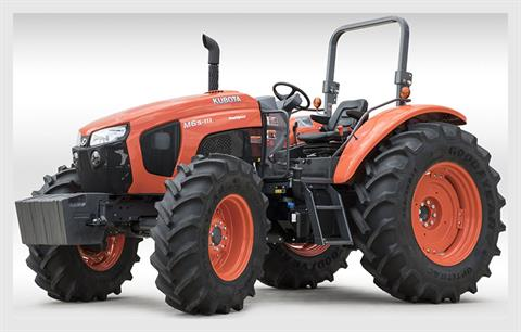 2021 Kubota M6S-111 16-Speed  2WD with ROPS in Beaver Dam, Wisconsin