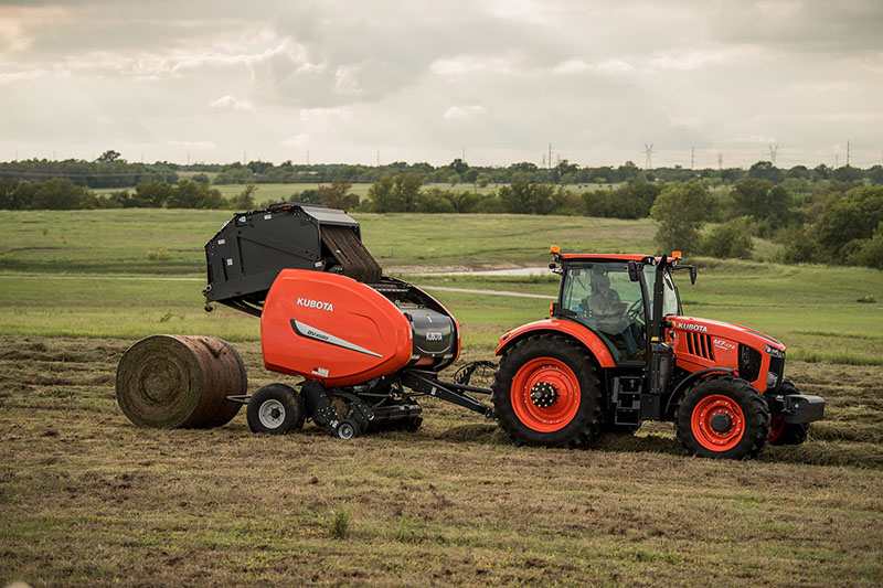 2021 Kubota M7-132 Premium Gen 2 in Beaver Dam, Wisconsin - Photo 5