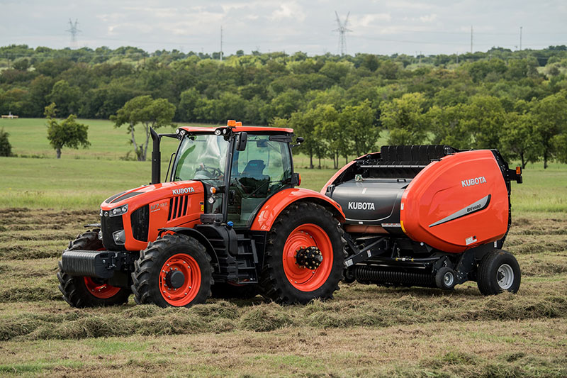 2021 Kubota M7-172 Deluxe Gen 2 in Beaver Dam, Wisconsin - Photo 6