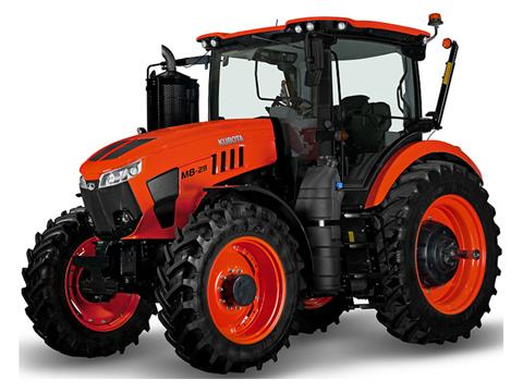 2020 Kubota M8-211 Agriculture Tractor in Beaver Dam, Wisconsin