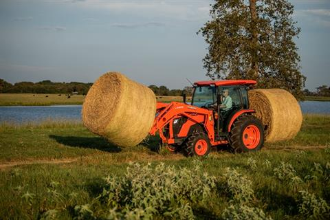 2021 Kubota MX6000 HST 4WD with CAB in Beaver Dam, Wisconsin - Photo 7