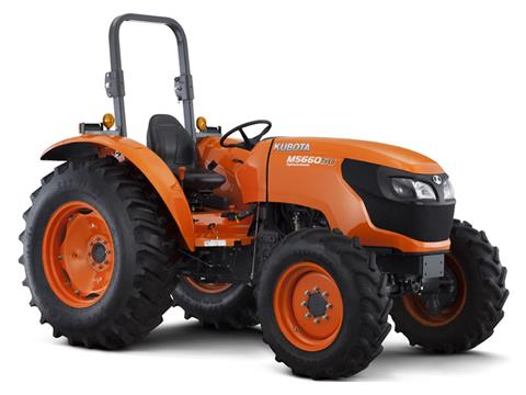 2021 Kubota M5660SUHD 4WD in Beaver Dam, Wisconsin - Photo 1