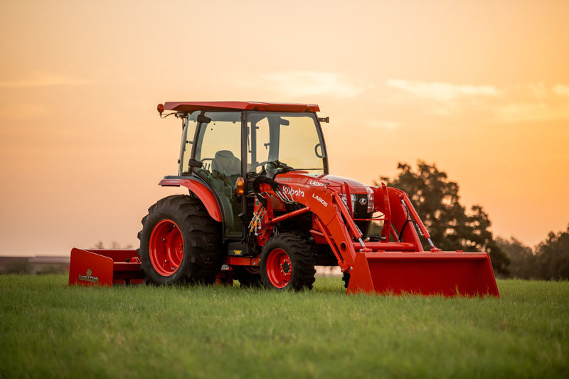 2021 Kubota L4060HST Limited Edition in Beaver Dam, Wisconsin - Photo 5