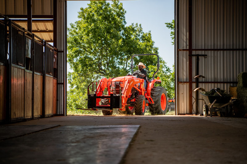 2021 Kubota L4060HST Limited Edition in Beaver Dam, Wisconsin - Photo 8