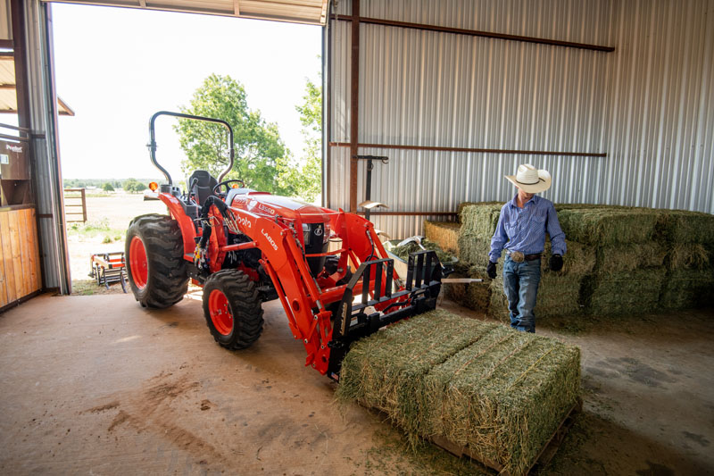 2021 Kubota L4060HST Limited Edition in Beaver Dam, Wisconsin - Photo 9