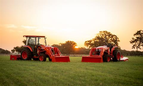 2021 Kubota L4060HST Limited Edition in Beaver Dam, Wisconsin - Photo 12