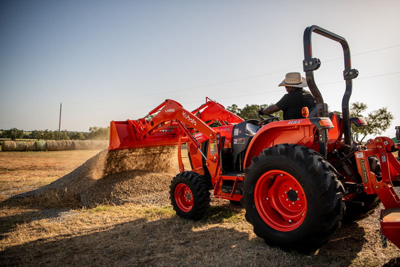 2021 Kubota L4060HST Limited Edition in Beaver Dam, Wisconsin - Photo 13