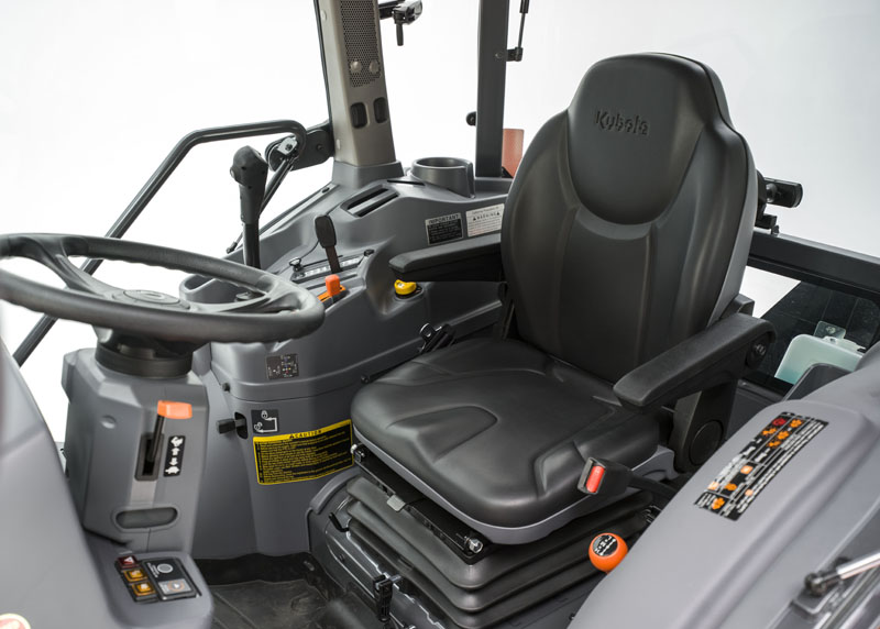 2021 Kubota L4060HST Limited Edition in Beaver Dam, Wisconsin - Photo 15