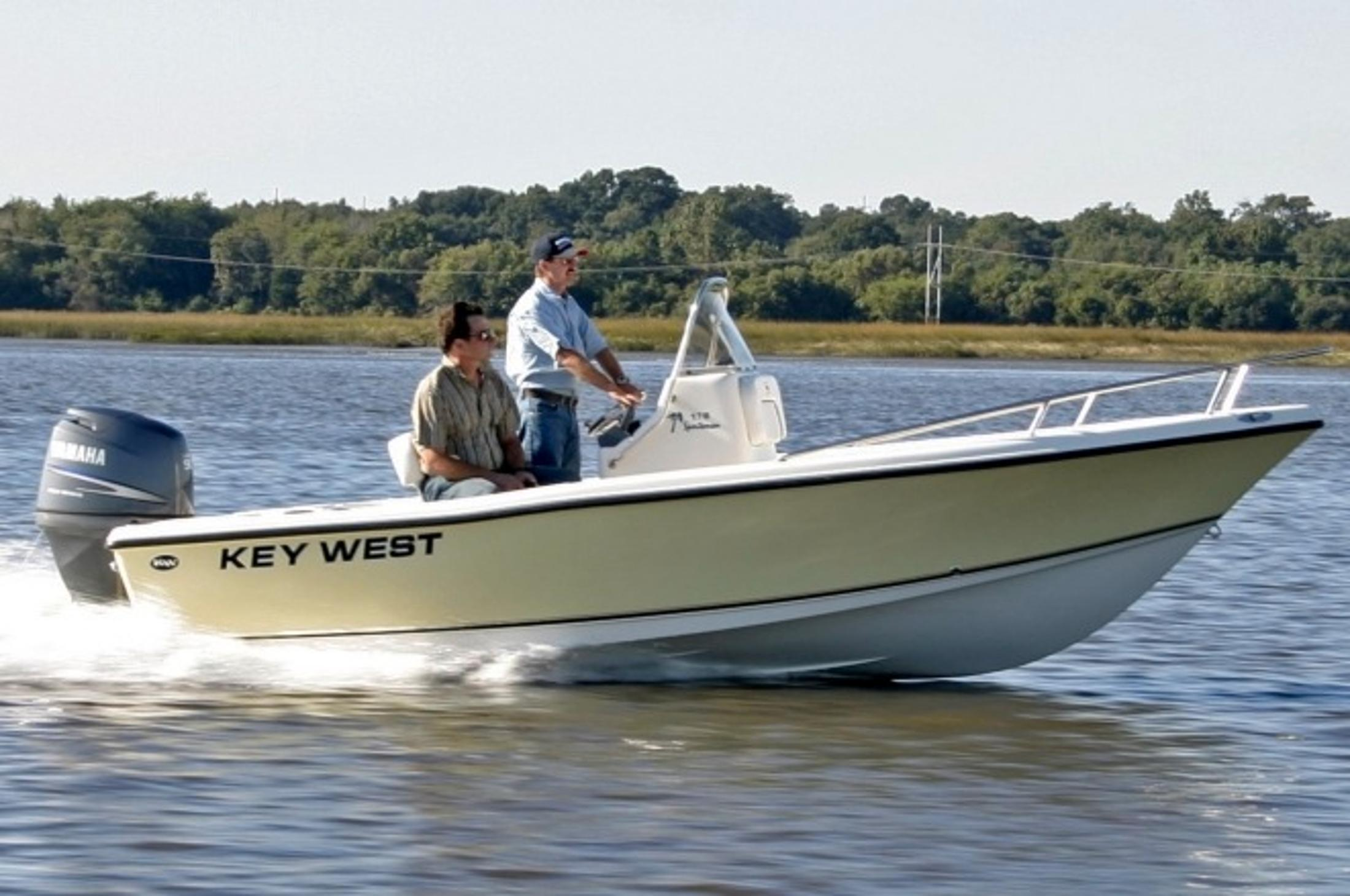2016 Key West 176 Center Console in Waxhaw, North Carolina
