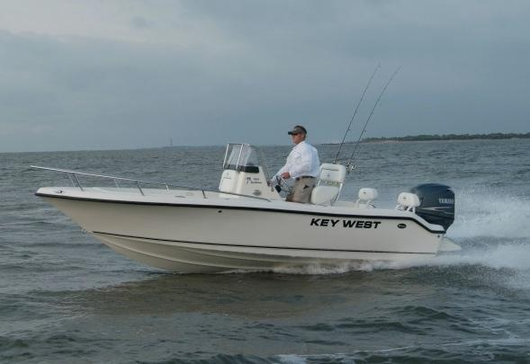 2016 Key West 186 Center Console in Newport News, Virginia