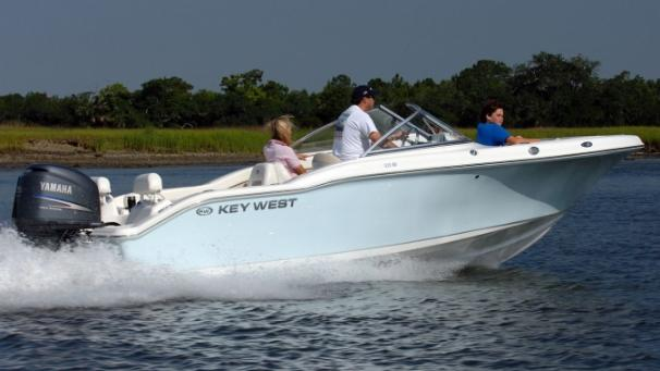 2016 Key West 211 Dual Console in Newport News, Virginia