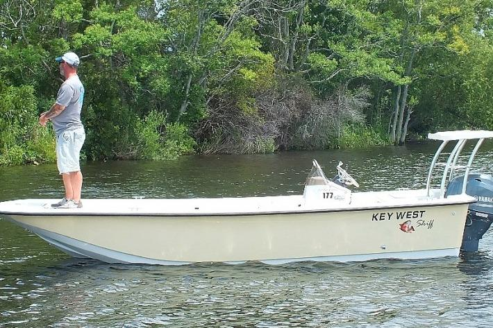2016 Key West 177 Skiff RF in Waxhaw, North Carolina