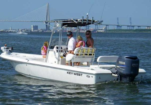 2016 Key West 246 Bay Reef in Newport News, Virginia